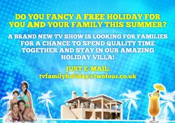 Holiday Villa Poster