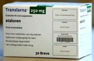 Translarna for Duchenne Muscular Dustrophy